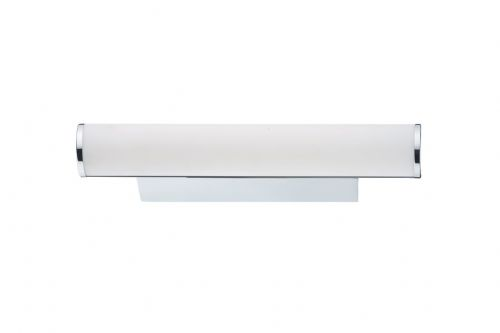 Sutton Wall Light Small Polished Chrome IP44 Led (Class 2 Double Insulated) BXSUT0750-17